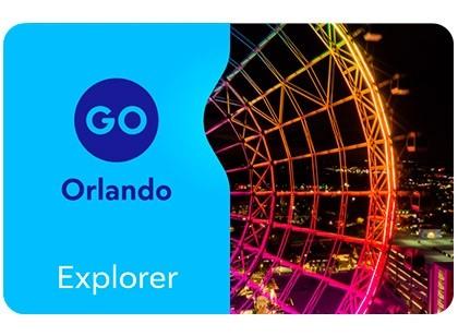 Orlando Explorer Pass - 5 atrações